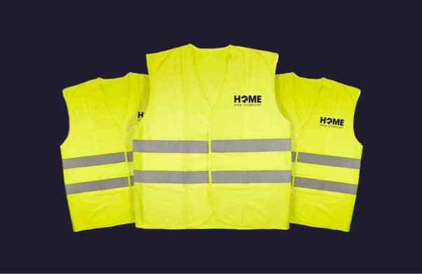 tradesman workwear provided by custom workwear.
